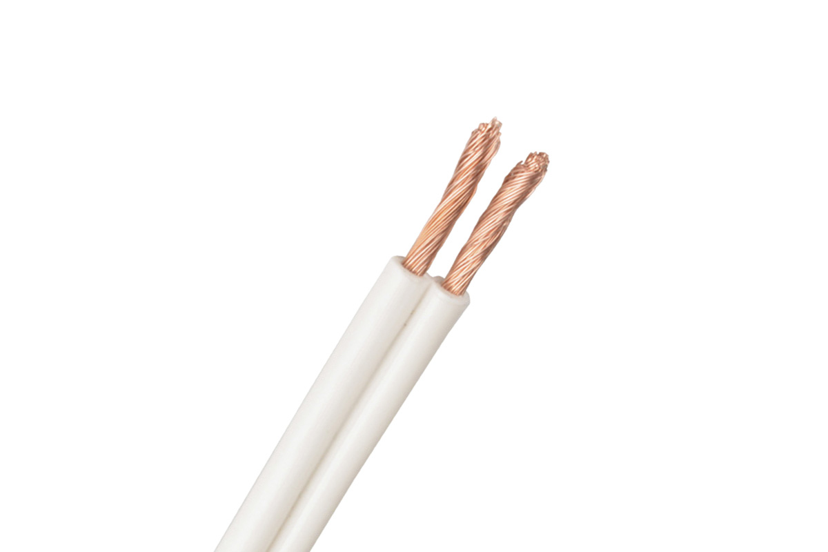 Cable SPT 12 por ml color blanco